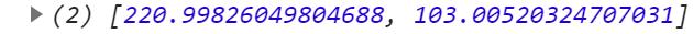 mouse coordinates