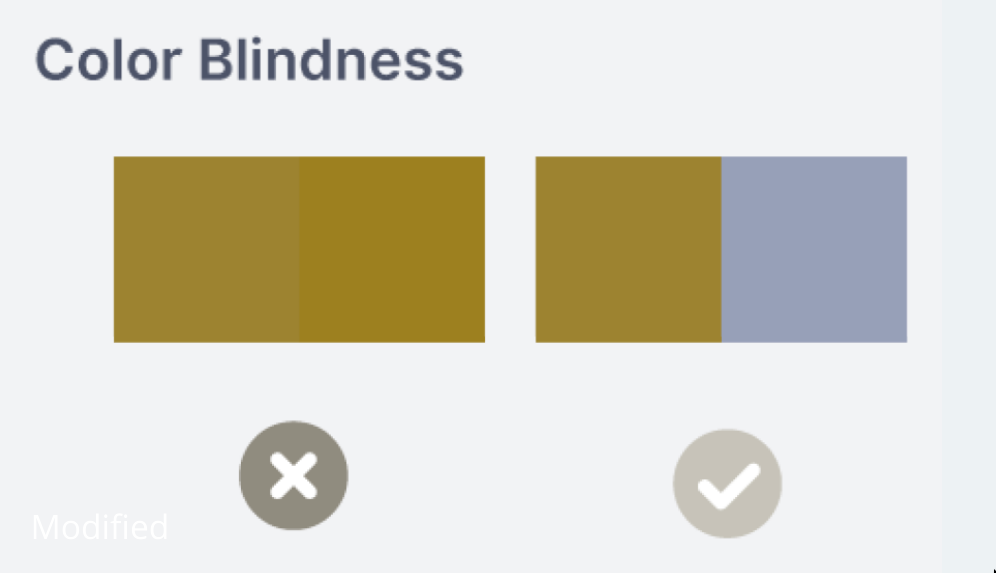 color blindness simulation example
